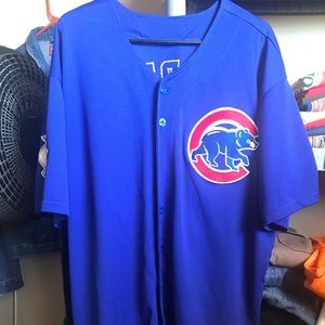 Majestic cubs jersey